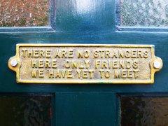 no-strangers