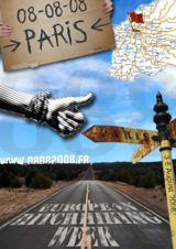 Hitchhike to Paris on the 8th of August